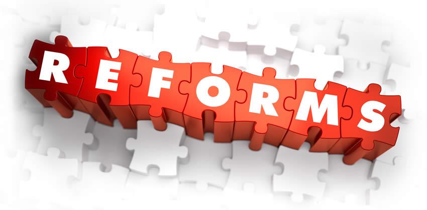 Regulatory Reform Details Announced