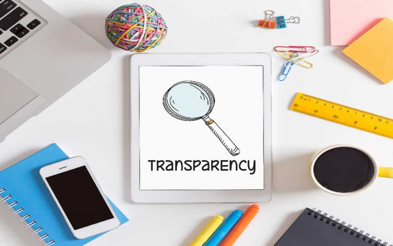 SRA Price Transparency Rules