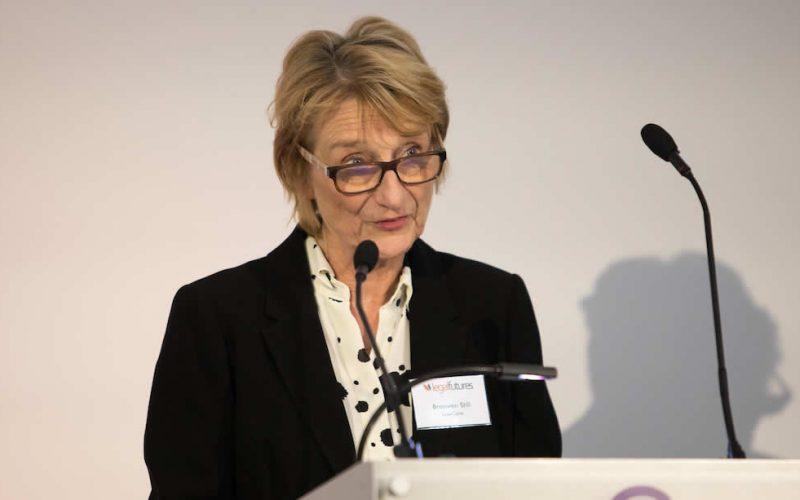 Bronwen Still emphasises wellbeing