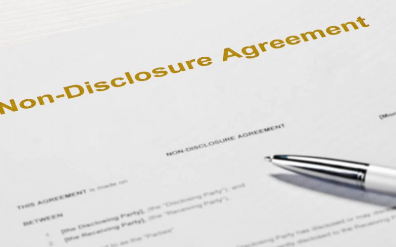 Non-Disclosure Agreements – Where Next?