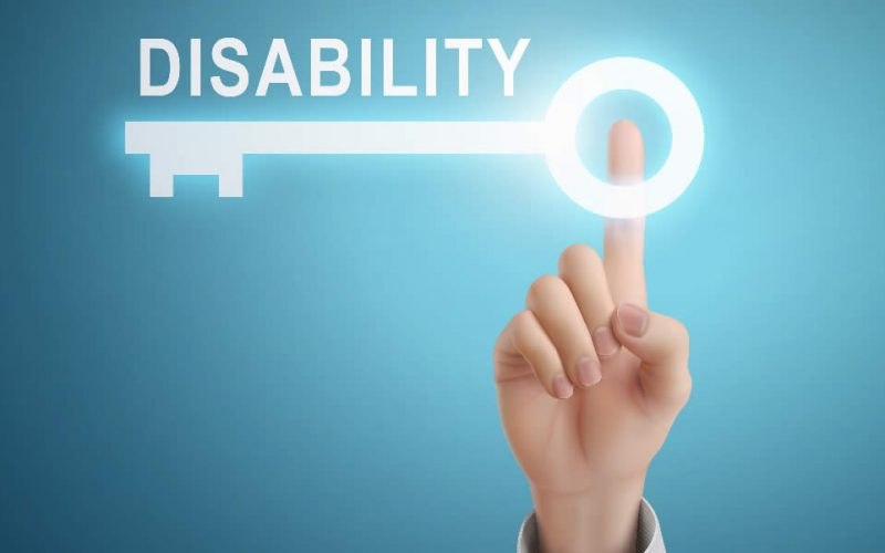 Helping clients with a disability