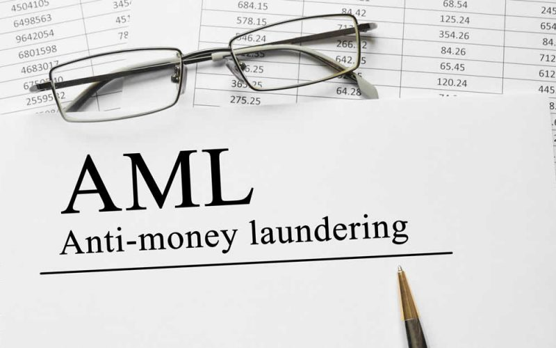 AML warning notice updated
