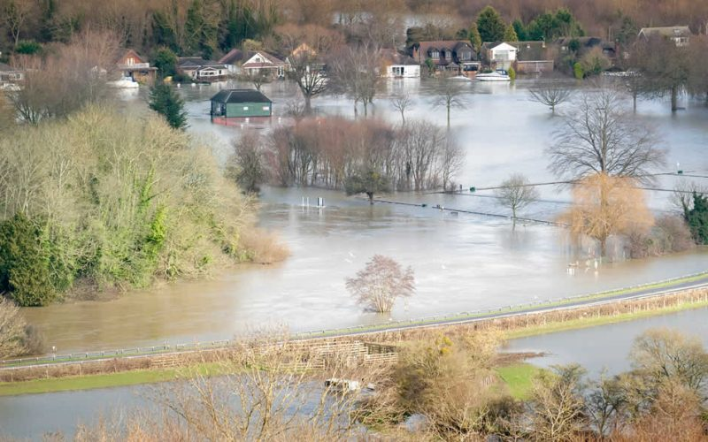 Flooding and environmental issues