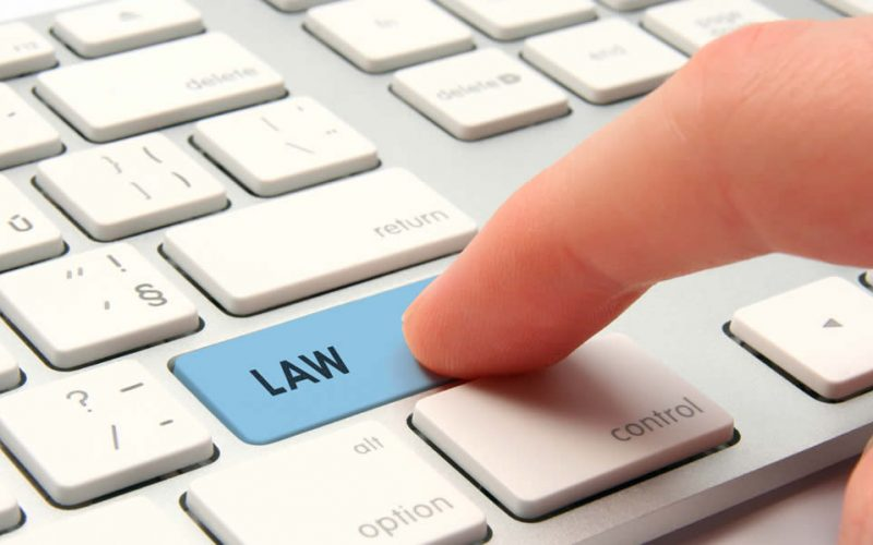 Legal technology articles published