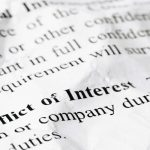 conflict confidentiality and disclosure