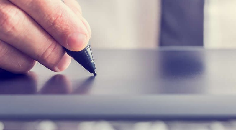 Land Registry Accepts Electronic Signatures