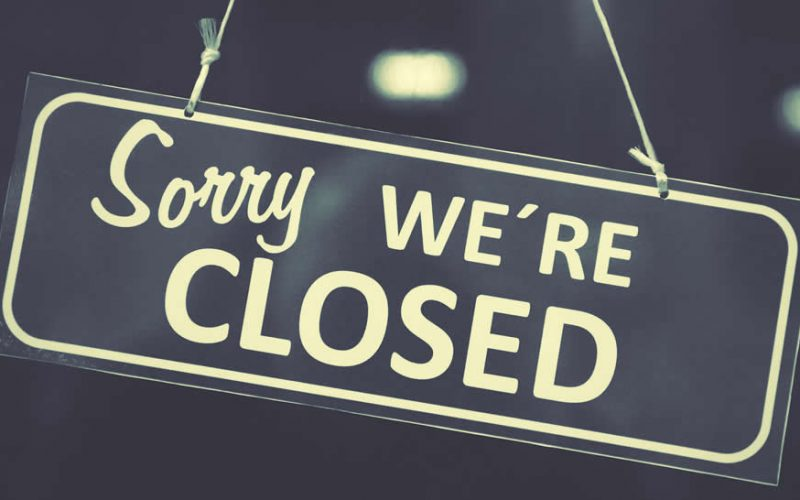 SRA Guidance on Firm Closures