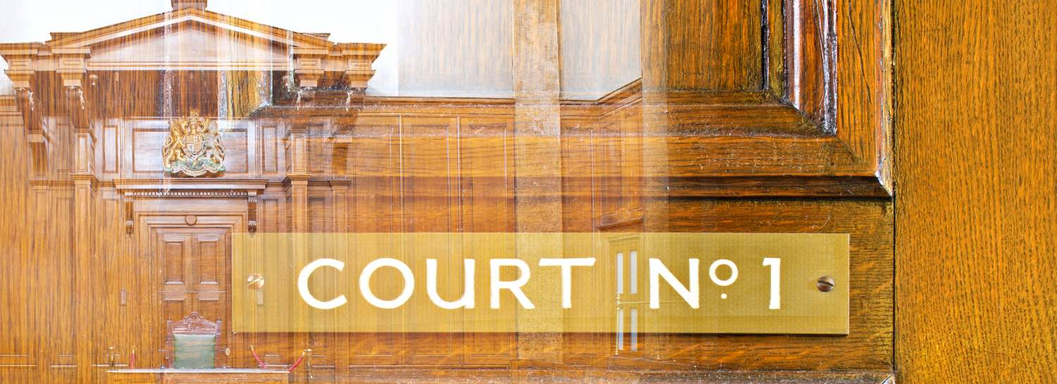 courts backlogs
