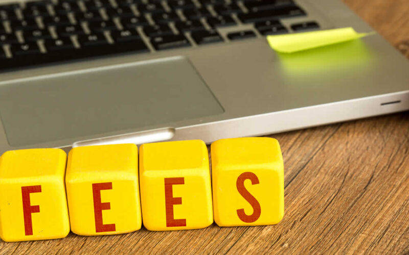 Fees and Compensation Fund Contributions to Fall